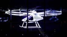 Geely to bring air taxis to China in tie-up with Daimler-backed Volocopter