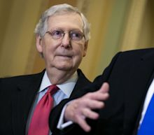 McConnell Treads Gingerly on Impeachment as Trump Demands Flash