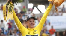 Froome eyes Tour de France greatness after sealing win No. 4