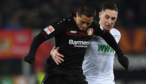 Bundesliga: Augsburgs Kohr kehrt nach Leverkusen zurück