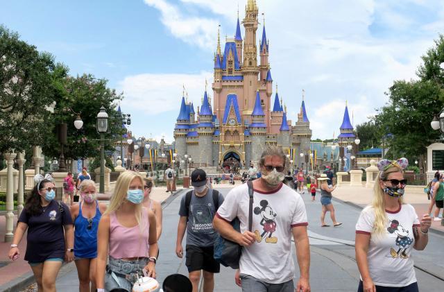 Disney said to have 'dramatically' cut ad spending on Facebook amid boycott