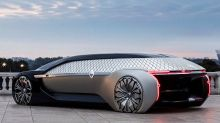 全自動駕駛!法國車廠 Renault 全新概念車 EZ-ultimo