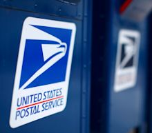 I've been a postal worker for 17 years. It's nerve-racking to see what's happening right now.