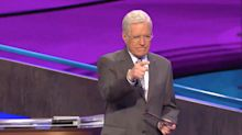 Alex Trebek Chokes Back Tears After Surprise 'Final Jeopardy' Question