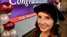 'Joplin did it.' First med school students graduate 10 years after monster tornado