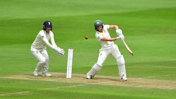 England Women's Ashes hopes endangered by Perry