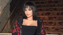 Kylie Jenner Just Showed Off Her Toned Stomach