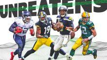 Power-ranking the NFL's unbeaten teams