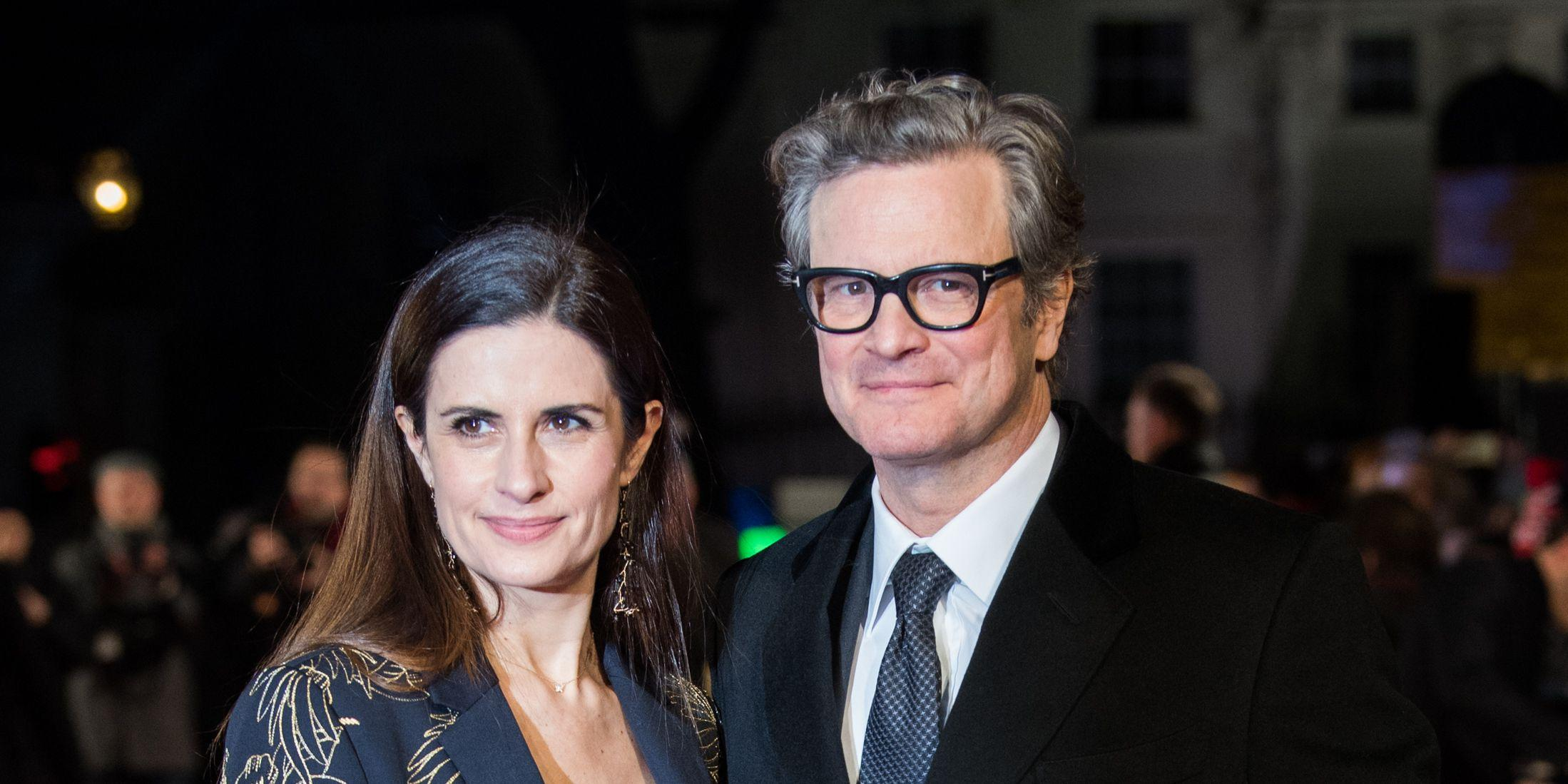 Who Is Colin Firth's W...
