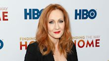 JK Rowling Speaks Out Over 'Accidental' Tweet About Transgender Woman