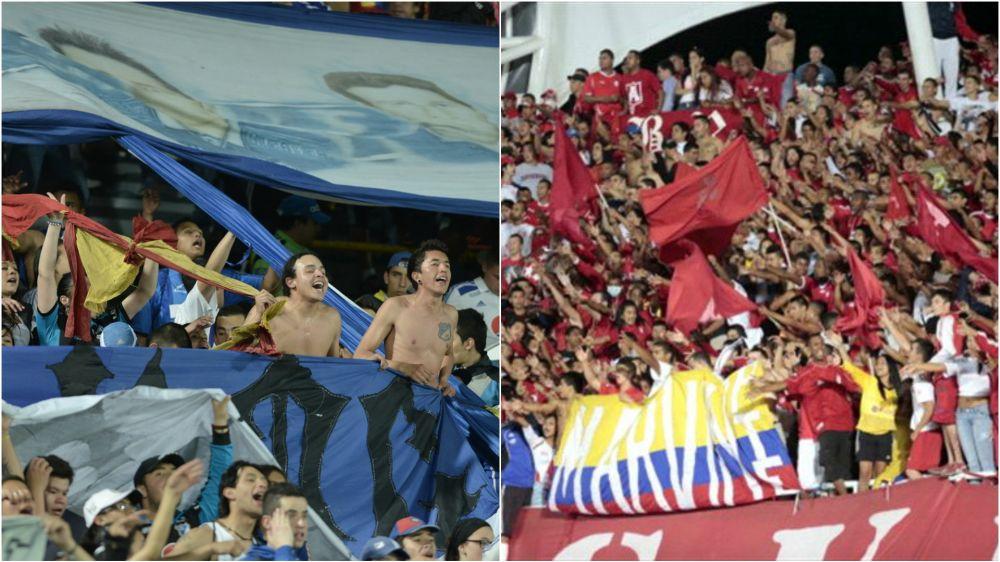 Dimayor analiza pérdida de puntos para clubes que apoyen barras bravas