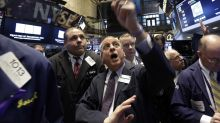 US STOCKS-S&P 500, Nasdaq hit record highs on U.S. jobs report, China data