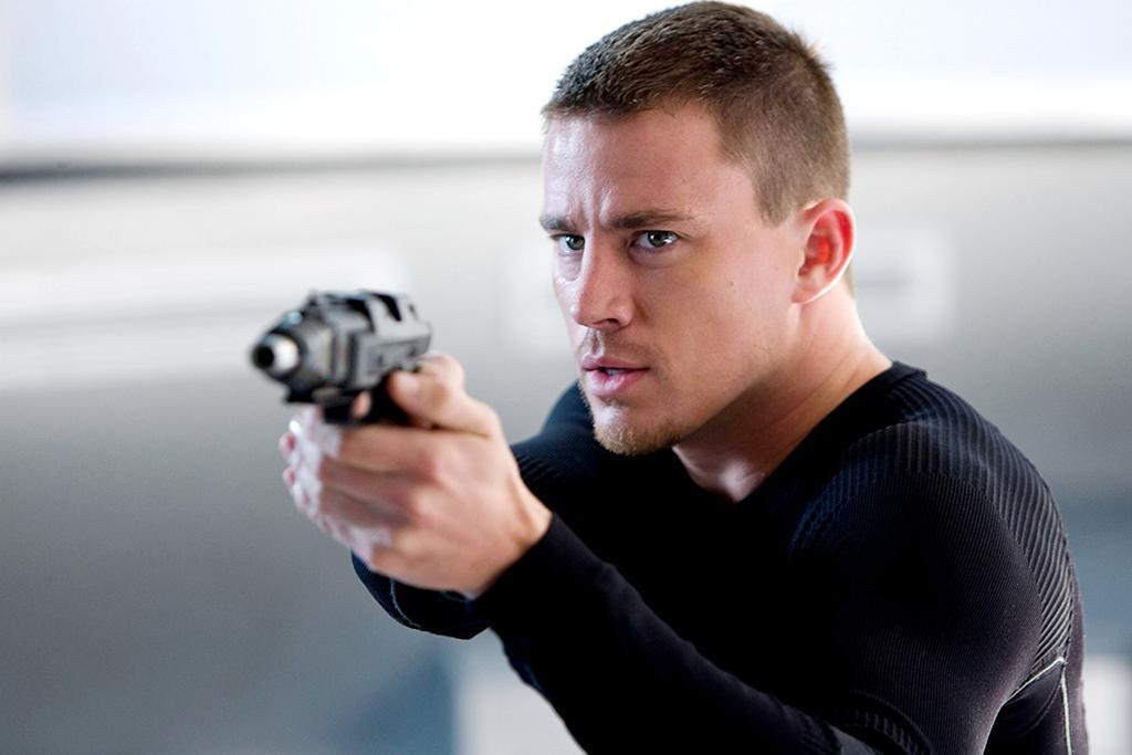 Channing Tatum Really D Being In G