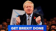 Boris Johnson accused of 'faking' crowds at Conservative Party election campaign launch
