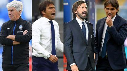 Atalanta, Inter, Juve e Lazio: è già allarme per l'esordio in Champions