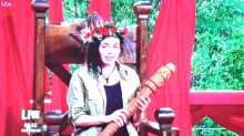 I'm A Celeb 2016: Gogglebox star Scarlett Moffatt is crowned Queen of the Jungle