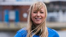 Sara Cox jokes the BBC rowing team haven't trained much