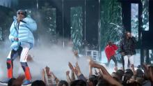 Migos' BET Awards Performance Got These People in the Crowd Too Turnt