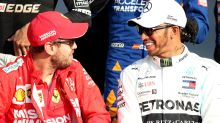 Ferrari admits to 'conversations' with F1 champ Lewis Hamilton