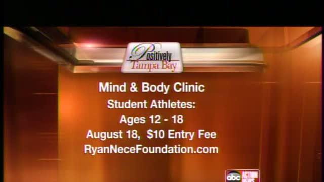 Positively Tampa Bay: Mind and Body Clinic August 18