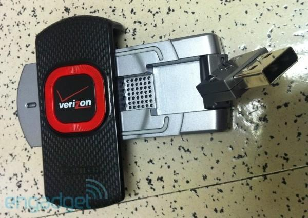 Verizon launching LTE on December 5th, two transforming 4G USB modems hitch a wild ride