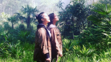 'Annihilation' Author Says Alex Garland's 'Mind-Blowing' Adaptation Evokes Stanley Kubrick and '2001'