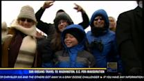 San Diegans travel to Washington, D.C. for inauguration