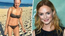 Heather Graham looks INCREDIBLE in bikini pics