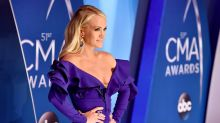 The secret behind Carrie Underwood's CMA Awards glow