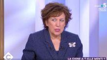 Coronavirus : Roselyne Bachelot accuse la Chine de mentir dans C à vous (Vidéo)
