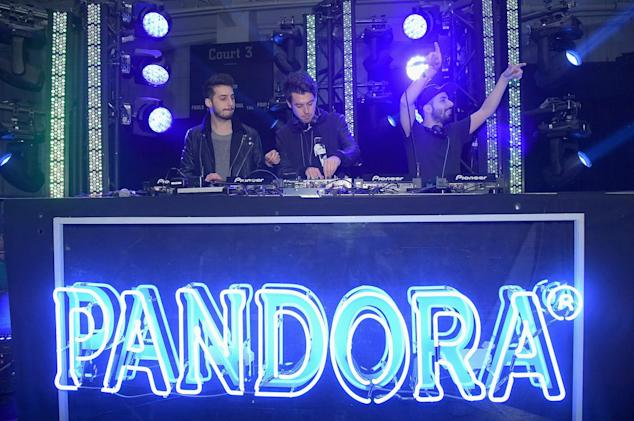 Pandora ends its war with two major music publishers