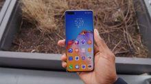 Análise do Huawei P40 Pro ressalta traseira e leitor de digital do smartphone