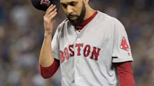 Red Sox pitcher David Price leaves start with flu-like symptoms