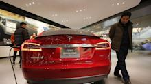 Tesla jumps after saying it expanded its charging network in China (TSLA)