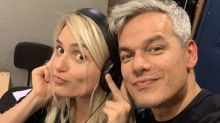 Monica Iozzi e Otaviano Costa mantêm química do 'Vídeo show' em série no Spotify: 'Amigo de verdade'