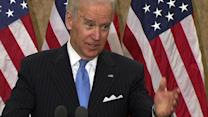 "Biden: ""Something good will come out of everything bad"""