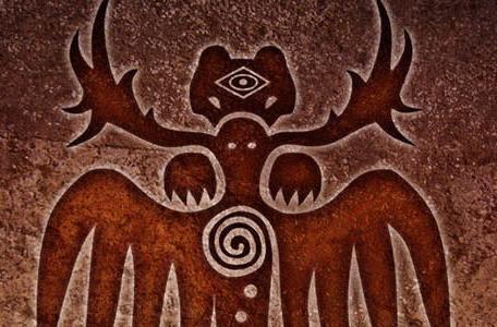 Pantheon summons the spirit of the Shaman class