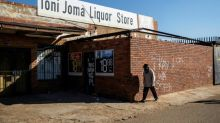 S. African economy shrinks by half in second-quarter 'gut punch'