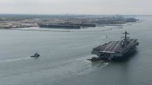 All You Need To Know About USS Gerald Ford