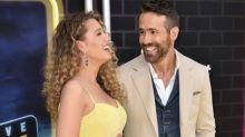 Ryan Reynolds Trolls Blake Lively So Hard On Her 32nd Birthday