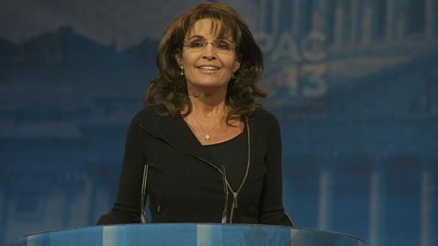 Sarah Palin CPAC 2013: Making Light of Bloomberg's Soda Ban