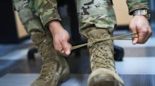 Marine investigated after sharing photo of combat boots forming swastika: 'There is no place for racial hatred'