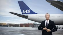 SAS CEO Frets About Coronavirus Crisis Stretching Into Airline's Peak Summer Months