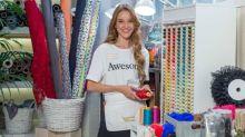 Alicia Cao se convierte en la ganadora de la primera edición de Maestros de la costura