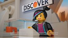 Discover Card makes the marketing leap into movies