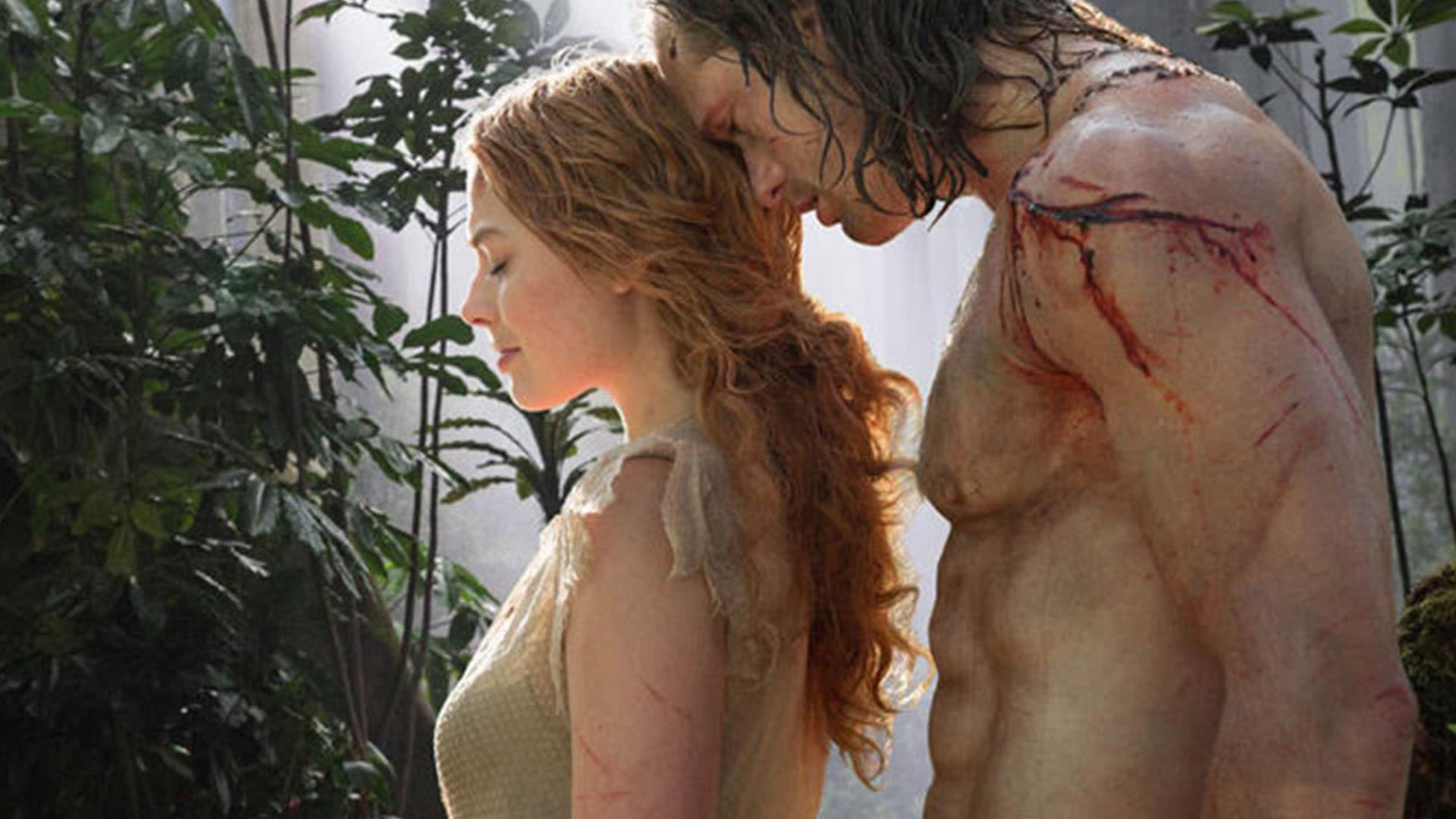 Tarzan seksi videotparas pillua sivusto
