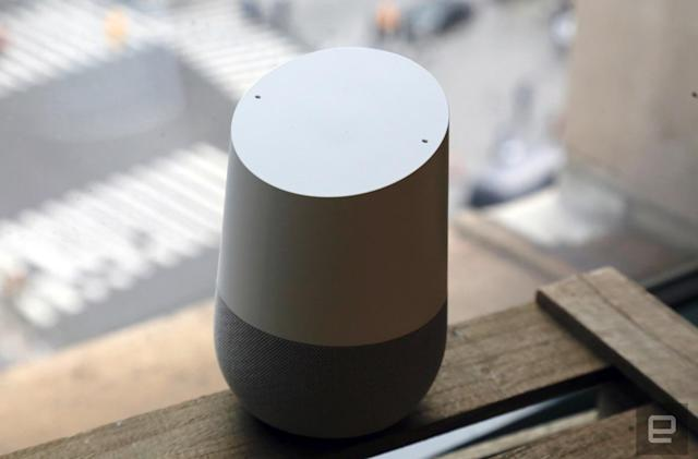 Google Assistant is coming to more speakers and appliances