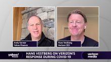 Verizon CEO Hans Vestberg describes the company's response to the coronavirus crisis
