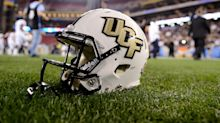 UCF unveils 'national championship' rings, banner during spring football game