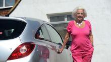 Pensioner, 85, becomes Britain's oldest female drink driver